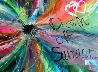 Dream off, Summer by ArtbyKial | diverse