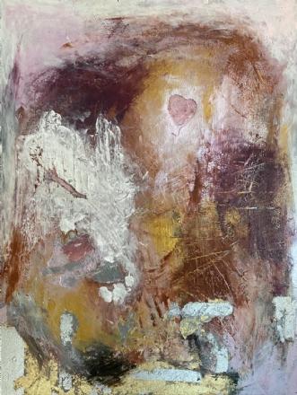 Ache by Bjørk Nielsen | maleri