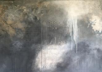 Twilight by Mette Viballe Kristensen | maleri