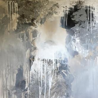 Choice of the heart by Mette Viballe Kristensen | maleri