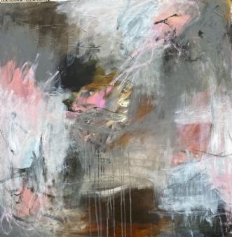 A198 by Susanne Mølby | maleri