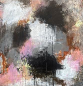 A199 by Susanne Mølby | maleri