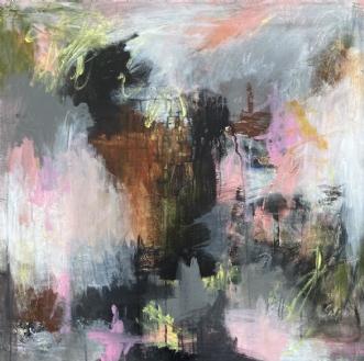 A200 by Susanne Mølby | maleri