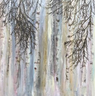 A214 by Susanne Mølby | maleri