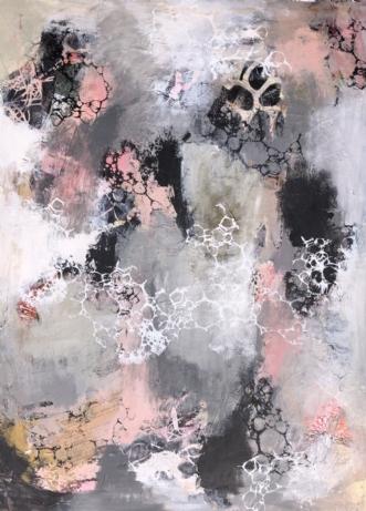 A177 by Susanne Mølby | maleri
