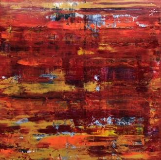 A149 by Susanne Mølby | maleri