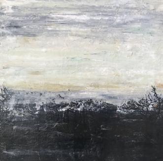 A109 by Susanne Mølby   maleri
