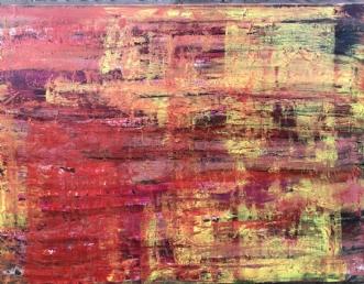 A110 by Susanne Mølby | maleri