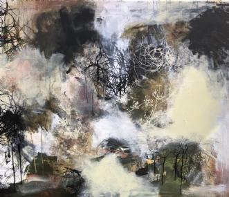 A127 by Susanne Mølby | maleri