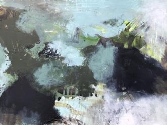 A141 by Susanne Mølby | maleri