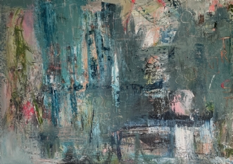 Trust by Birgitte Rydal | maleri