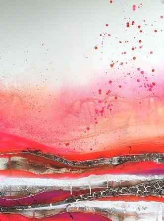 Vibration by Luisa Romeri | maleri