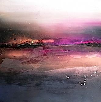 Sun seeker by Luisa Romeri | maleri