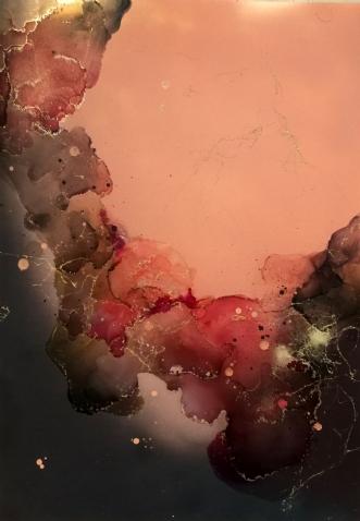 Nude EUPHORIA by Luisa Romeri | tegning