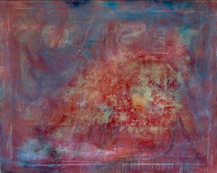 Le dolche vita by Heidi Hjorth-Degenkolv | maleri