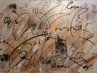 Softness by Brian Hessel Madsen | maleri