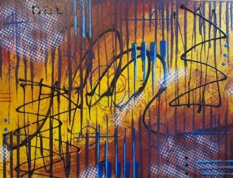 Purgatory by Brian Hessel Madsen | maleri