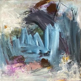 A break by Louise Hjorth Jespersen | maleri