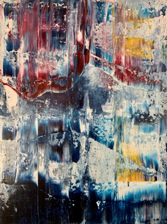 Deep story by Stephan Nilsson | maleri