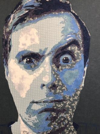 Mike by Silvana Therp Hansen | maleri