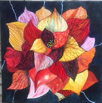 Flower? by Mia Engstrøm | tegning