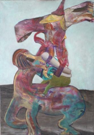 No. 45 by Bogdan Murg Perlmutter | maleri