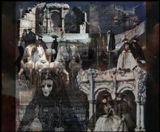 Masquerade by Kæthe Fog | unikaramme