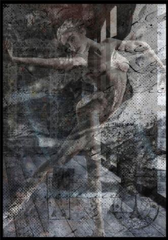 Dancer by Kæthe Fog | unikaramme