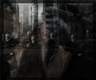 Darkness. by Kæthe Fog | unikaramme