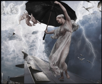 Lightning by Kæthe Fog | unikaramme