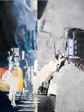 Aftenvagt by Vike Pedersen | maleri