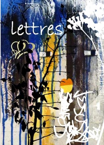 Love letter by Vike Pedersen | maleri
