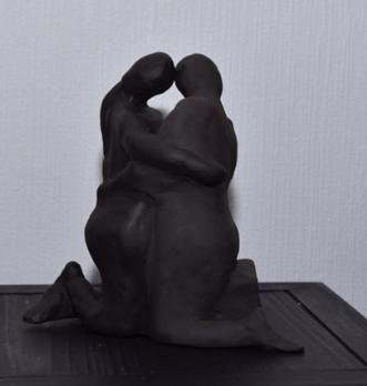 Kærlighed by Vivi Bendixen | keramik