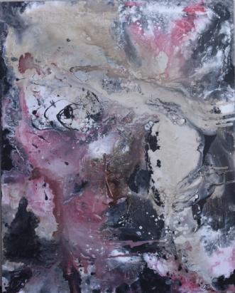 I want to live. by Vivi Bendixen | maleri