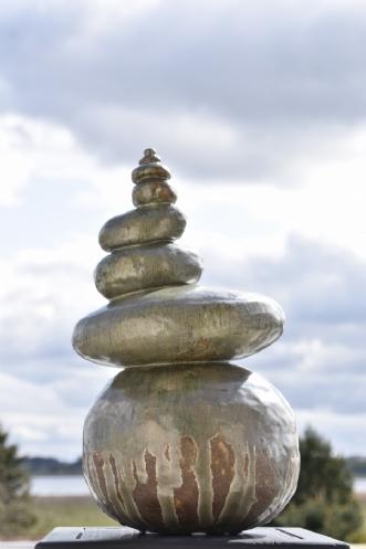 Balance i Livet no... by Vivi Bendixen | keramik