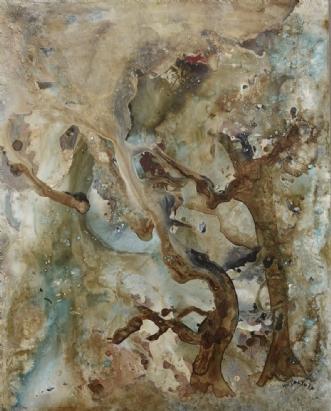 Let it go by Vivi Bendixen | maleri