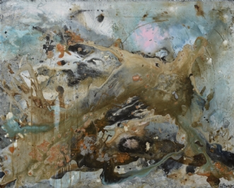 Balm for the soul by Vivi Bendixen | maleri