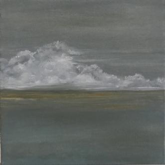 Efter regnen by Asta Nissen | maleri
