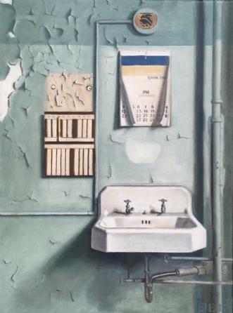 Sink by Jeanette Elmelund | maleri