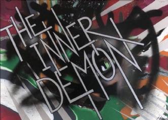 THE INNER DEMON by Christian Alexander | maleri