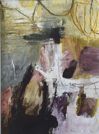 Unden titel by Birgit Thygesen | tegning