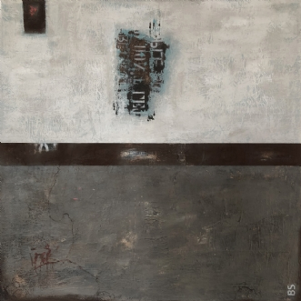 B TWO by Berit Sundberg | maleri