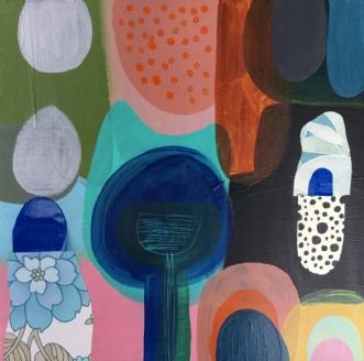 Byhaver by Hanne Charlotte Rosenmeier | maleri