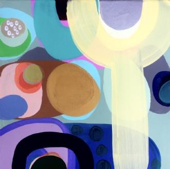 Sunday by Hanne Charlotte Rosenmeier | maleri