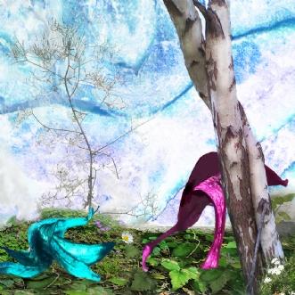 Blue in greenafRøllike Meinild