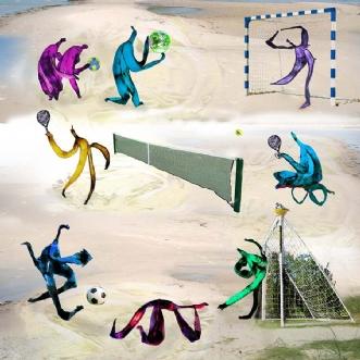 Sport by Røllike Meinild | unikaramme