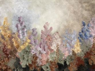 Livets have. by Anita Krøjgaard | maleri