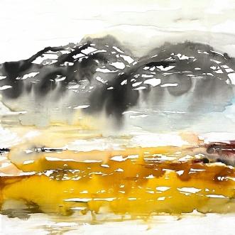 Moderne maleri - Naturens fortællingerafMette Hansgaard