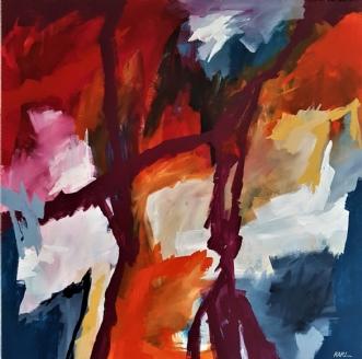 07-19 by Karl Hedeager Madsen | maleri