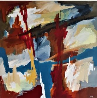01-21 by Karl Hedeager Madsen | maleri